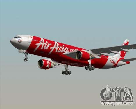 Airbus A330-300 Air Asia X para el motor de GTA San Andreas