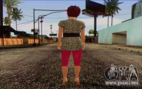 Trevor Phillips Skin v1 para GTA San Andreas segunda pantalla