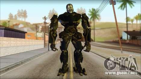 Bloqueo de seguridad para GTA San Andreas
