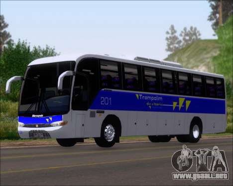 Marcopolo Andare Class Mercedes-Benz OF1721 para GTA San Andreas
