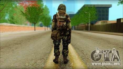 STG from PLA v4 para GTA San Andreas segunda pantalla