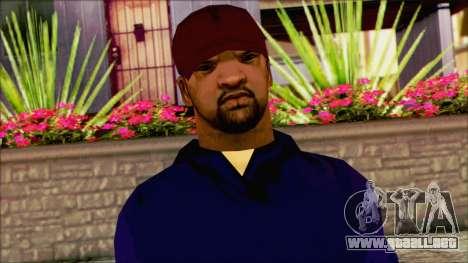 Adicto a la v3 para GTA San Andreas tercera pantalla