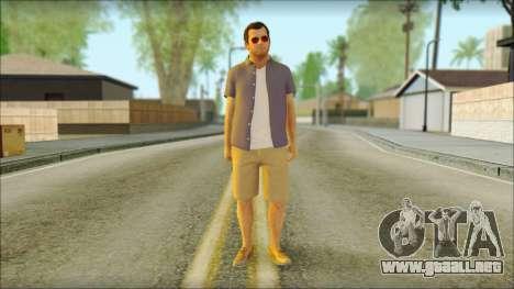 Michael De Santa para GTA San Andreas