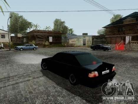 BMW 760i E38 para la visión correcta GTA San Andreas