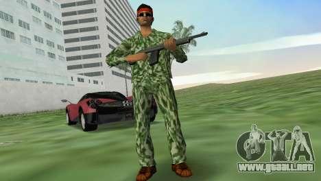 Camo Skin 04 para GTA Vice City segunda pantalla
