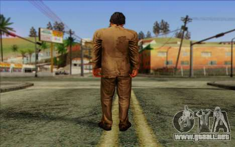 Willis Huntley from Far Cry 3 para GTA San Andreas segunda pantalla