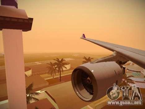 Airbus A330-200 Hawaiian Airlines para GTA San Andreas