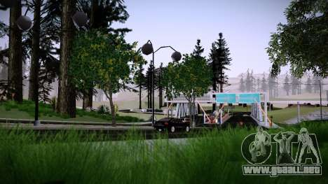 La Aduana Por Makar_SmW86 para GTA San Andreas segunda pantalla
