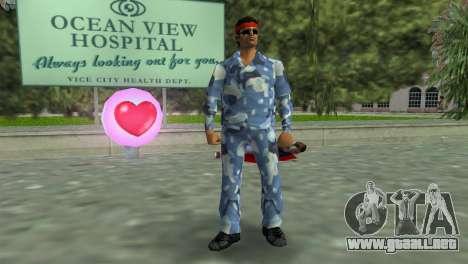 Camo Skin 11 para GTA Vice City segunda pantalla