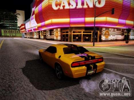 Nueva ENBSeries por MC_Dogg para GTA San Andreas undécima de pantalla