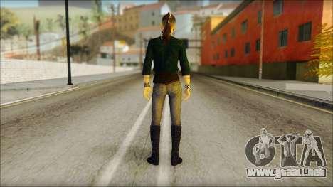 Watch Dogs Clara Lille para GTA San Andreas segunda pantalla
