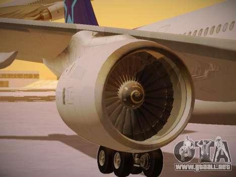 Airbus A330-200 Air Transat para GTA San Andreas
