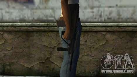 UAR from Pay Day 2 para GTA San Andreas tercera pantalla
