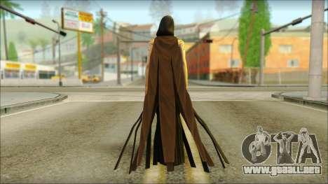 Death from Deadpool The Game para GTA San Andreas segunda pantalla