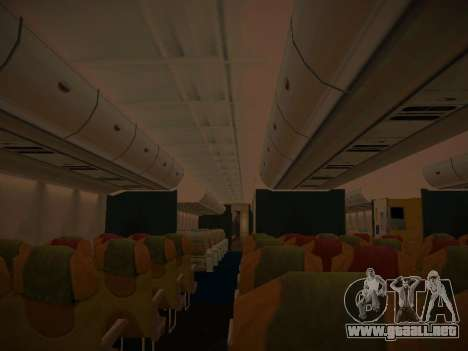 Airbus A380-800 Korean Air para GTA San Andreas