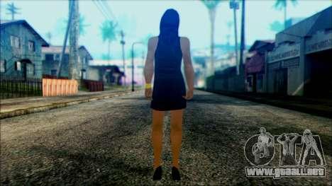 Bfyri from Beta Version para GTA San Andreas segunda pantalla