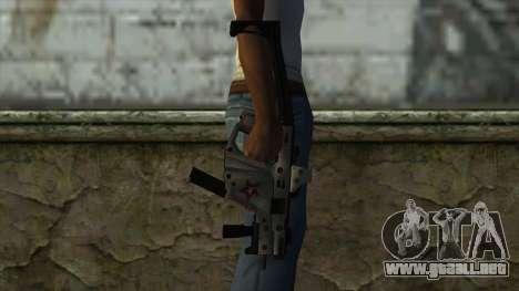 Kriss Super from PointBlank v2 para GTA San Andreas tercera pantalla