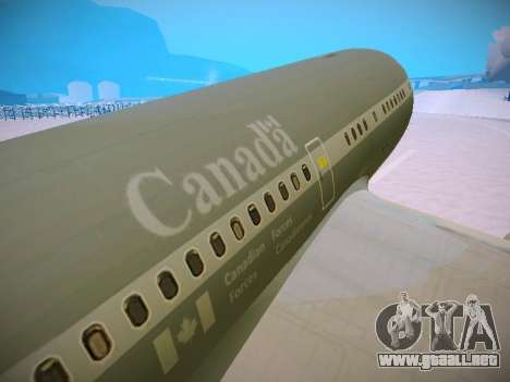 Canadian Forces Airbus CC150 Polaris para el motor de GTA San Andreas