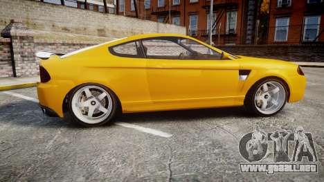 GTA V Bollokan Prairie Wheel1 para GTA 4 left