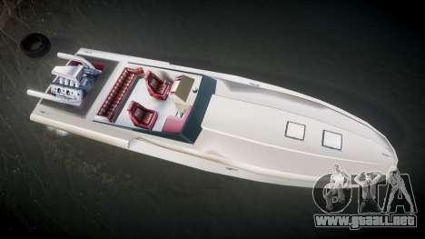GTA San Andreas Jetmax para GTA 4 visión correcta
