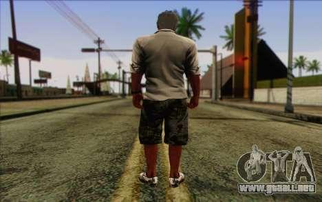 Keith Ramsey v1 para GTA San Andreas segunda pantalla