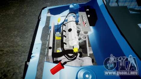 Fiat 147 Spazio-TR para GTA 4 vista interior