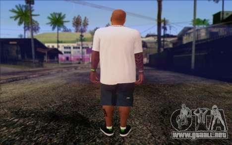 Stretch from GTA 5 para GTA San Andreas segunda pantalla