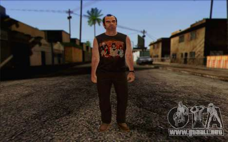 Trevor Phillips Skin v4 para GTA San Andreas