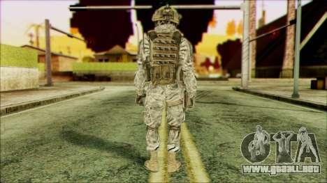 Ranger (CoD: MW2) v4 para GTA San Andreas segunda pantalla