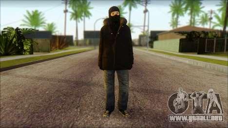 Vandal Euromaidan Style Dirty para GTA San Andreas