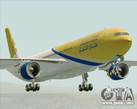 Airbus A330-300 Gulf Air para GTA San Andreas