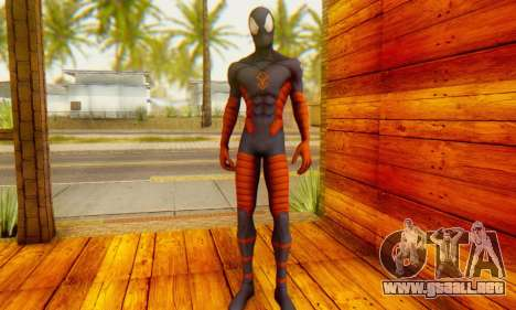 Skin The Amazing Spider Man 2 - DLC Anti-Electro para GTA San Andreas tercera pantalla
