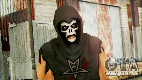 Manhunt Ped 4 para GTA San Andreas tercera pantalla