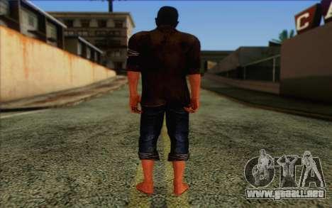Dennis Rogers (Far Cry 3) para GTA San Andreas segunda pantalla
