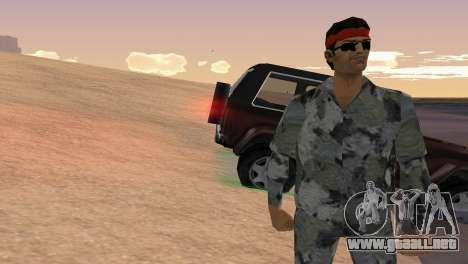 Camo Skin 18 para GTA Vice City tercera pantalla