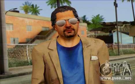 Willis Huntley from Far Cry 3 para GTA San Andreas tercera pantalla
