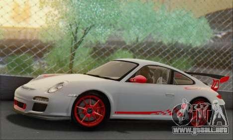 Porsche 911 GT3 2010 para GTA San Andreas left