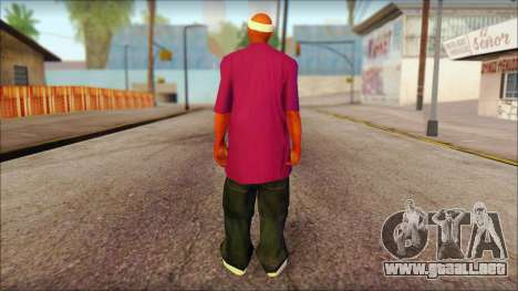 Plen Park Prims Skin 5 para GTA San Andreas segunda pantalla