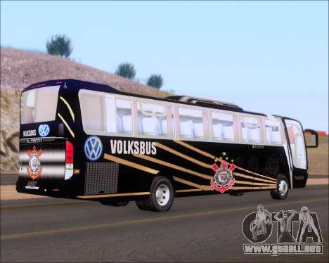 Busscar Vissta Buss LO Faleca para la visión correcta GTA San Andreas