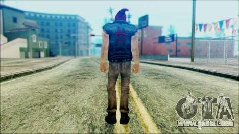 Manhunt Ped 19 para GTA San Andreas segunda pantalla