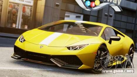 Lamborghini Huracan LP610-2 Valentino Balboni para GTA 4