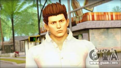 Dead Or Alive 5 Jann Lee 3rd Outfit para GTA San Andreas tercera pantalla