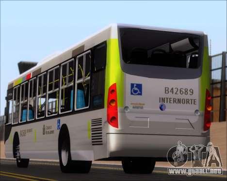 Caio Induscar Mondego H Mercedes-Benz O-500U para el motor de GTA San Andreas