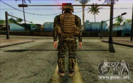 Soldados del Ejército de los estados UNIDOS (Arm para GTA San Andreas segunda pantalla