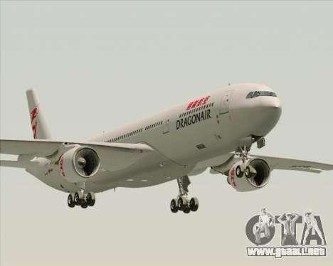 Airbus A330-300 Dragonair para GTA San Andreas