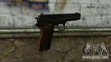 TheCrazyGamer Bernardelli P18 para GTA San Andreas segunda pantalla