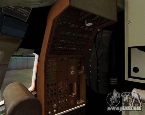 Boeing 767-300ER Australian Airlines para el motor de GTA San Andreas