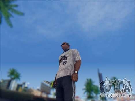 Dive para GTA San Andreas tercera pantalla