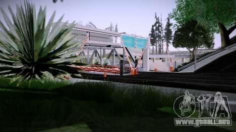 La Aduana Por Makar_SmW86 para GTA San Andreas sexta pantalla