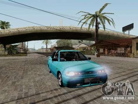De los FLOREROS 2110 para vista lateral GTA San Andreas